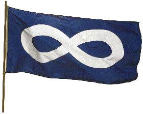 Métis Flag